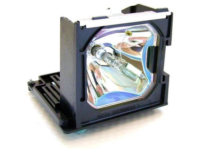 Sanyo POA-LMP81 Genuine Compatible Replacement Projector Lamp. Includes New NSH 300W Bulb and Housing.
