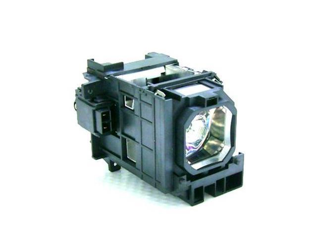 NEC NP3250WG2 Genuine Compatible Replacement Projector Lamp. Includes New NSH 330W Bulb and Housing.