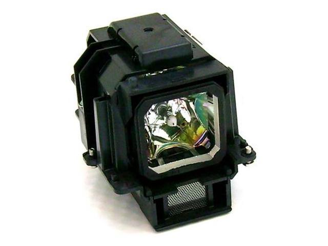 NEC LT675 Genuine Compatible Replacement Projector Lamp. Includes New NSH 180W Bulb and Housing.