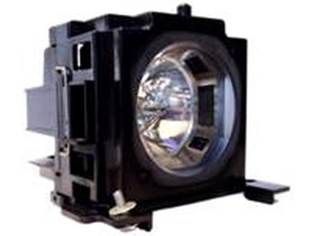 Hitachi CP-X268 Genuine Compatible Replacement Projector Lamp. Includes New UHB 165W Bulb and Housing.