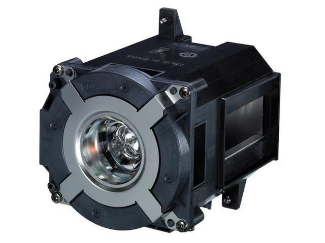 NEC NP-PA672W-13ZL OEM Replacement Projector Lamp. Includes New UHP 350W Bulb and Housing.