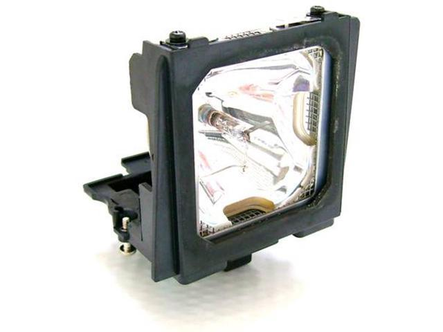 Sharp XG-C68X Genuine Compatible Replacement Projector Lamp. Includes New Metal Halide 150W Bulb and Housing.