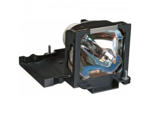 Mitsubishi AX10 Genuine Compatible Replacement Projector Lamp. Includes New UHP 150W Bulb and Housing.