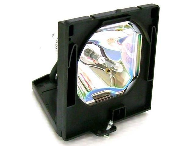Sanyo 610-285-4824 Genuine Compatible Replacement Projector Lamp. Includes New NSH 250W Bulb and Housing.