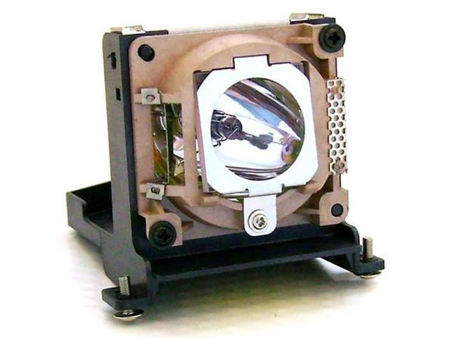 HP L1709A OEM Replacement Projector Lamp. Includes New UHP 250W Bulb and Housing.
