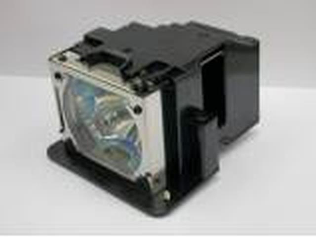 Vivitek D519 Genuine Compatible Replacement Projector Lamp. Includes New UHP 190W Bulb and Housing.