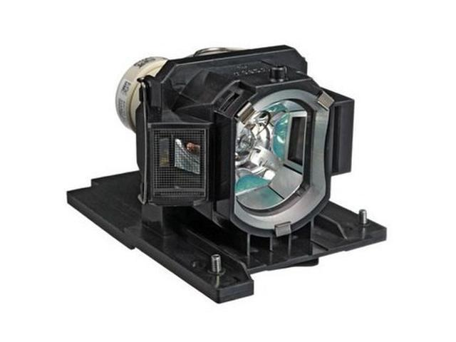 Hitachi CP-A221NM Genuine Compatible Replacement Projector Lamp. Includes New UHP 210W Bulb and Housing.