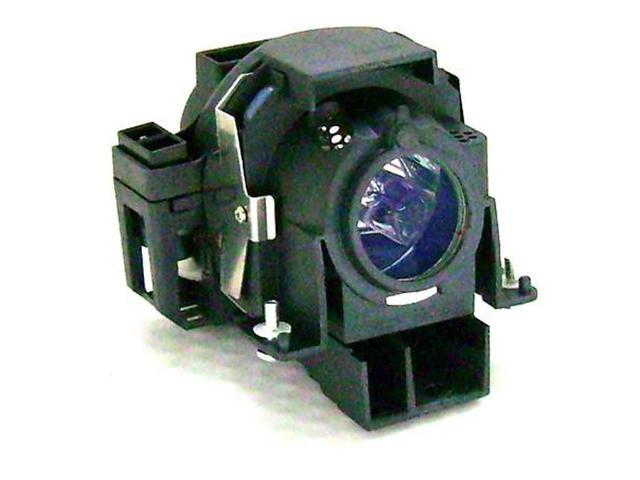 NEC 60002446 Genuine Compatible Replacement Projector Lamp. Includes New NSH 220W Bulb and Housing.
