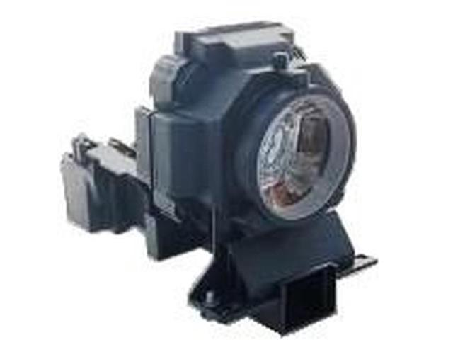 Hitachi HCP-EX7K Genuine Compatible Replacement Projector Lamp. Includes New UHP 210W Bulb and Housing.