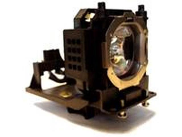 Sanyo PLV-Z60 Genuine Compatible Replacement Projector Lamp. Includes New UHP 145W Bulb and Housing.