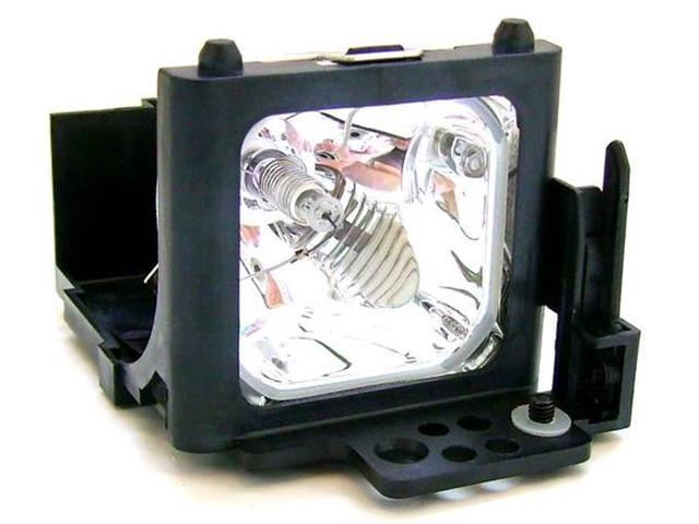 Hitachi CP-S220A Genuine Compatible Replacement Projector Lamp. Includes New UHP 130W Bulb and Housing.