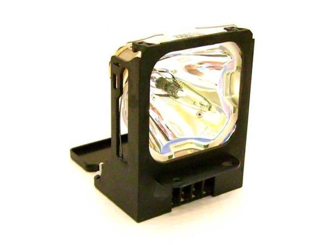 Mitsubishi XL5900LU Compatible Replacement Projector Lamp. Includes New Bulb and Housing.