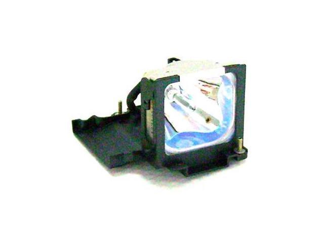Mitsubishi LVP-XL2U Genuine Compatible Replacement Projector Lamp. Includes New UHP 150W Bulb and Housing.