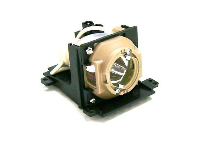 Video7 PD735 Genuine Compatible Replacement Projector Lamp. Includes New P-VIP 130W Bulb and Housing.
