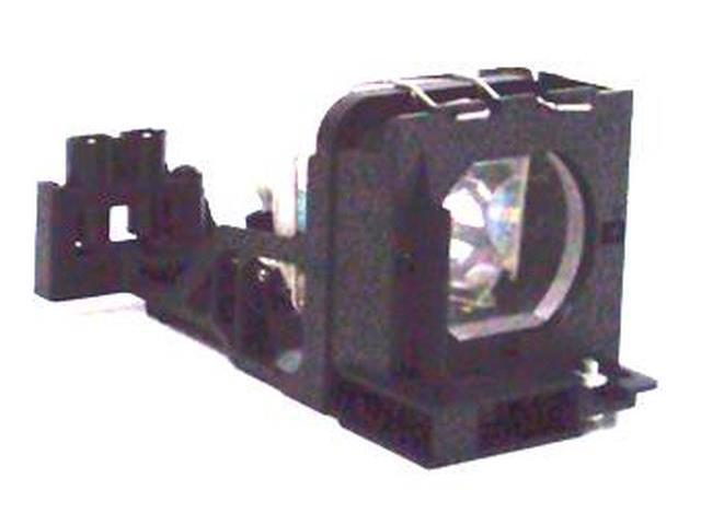 Toshiba TLP-S10D OEM Replacement Projector Lamp. Includes New UHP 130W Bulb and Housing.