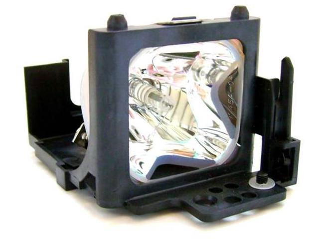 Hitachi CP-X328W Genuine Compatible Replacement Projector Lamp. Includes New UHB 150W Bulb and Housing.