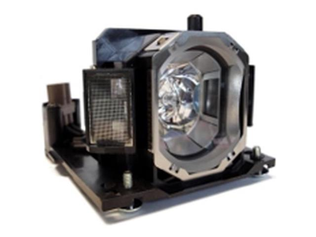 Hitachi HCP-U27S Genuine Compatible Replacement Projector Lamp. Includes New UHP 200W Bulb and Housing.