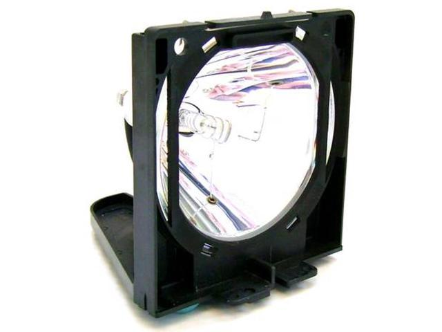 Sanyo PLC-SP10N Genuine Compatible Replacement Projector Lamp. Includes New Metal Halide 160W Bulb and Housing.