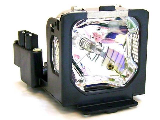 Sanyo PLC-XW20U Compatible Replacement Projector Lamp. Includes New Bulb and Housing.