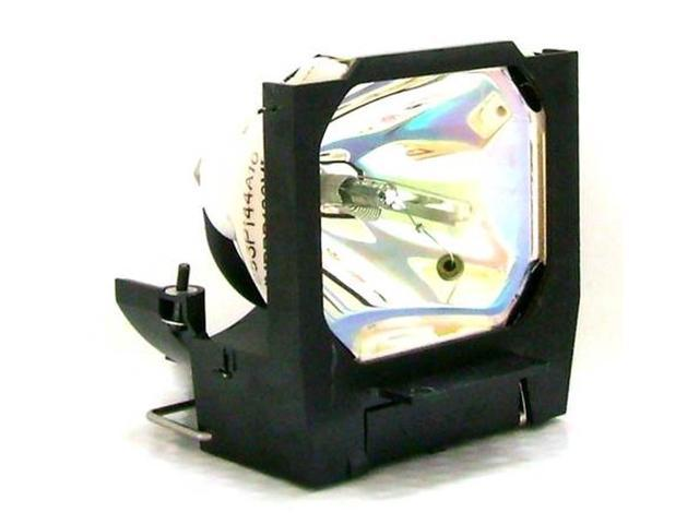 Mitsubishi VLT-X300LP Genuine Compatible Replacement Projector Lamp. Includes New NSH 190W Bulb and Housing.
