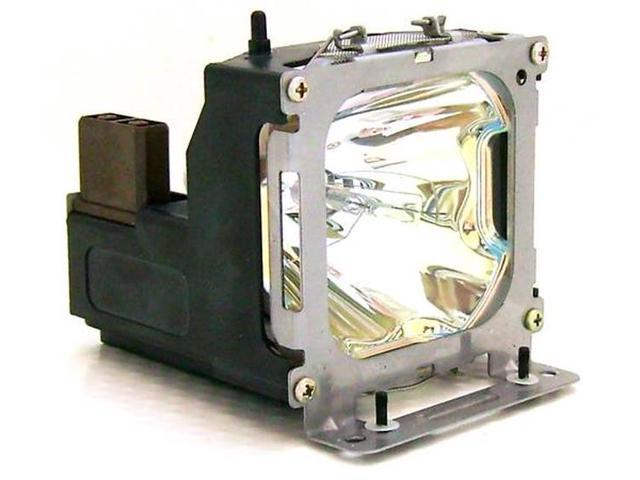 Hitachi DT00491 Branded OEM Replacement Projector Lamp. Includes New UHB 275W Bulb and Housing.