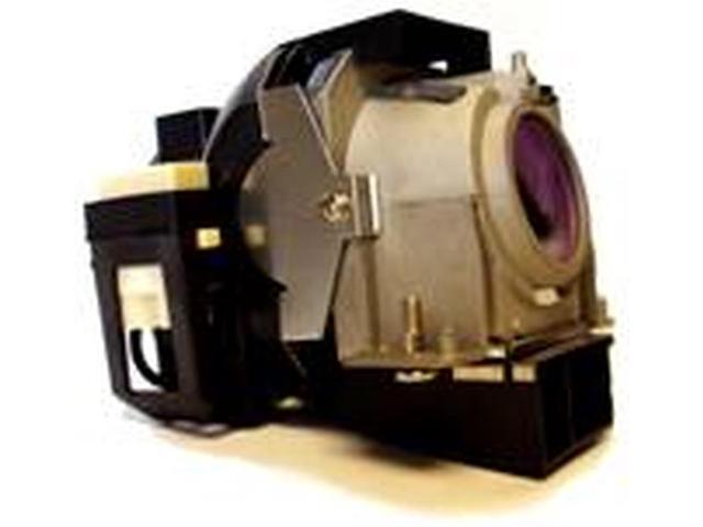 NEC NP63 Genuine Compatible Replacement Projector Lamp. Includes New UHP 200W Bulb and Housing.