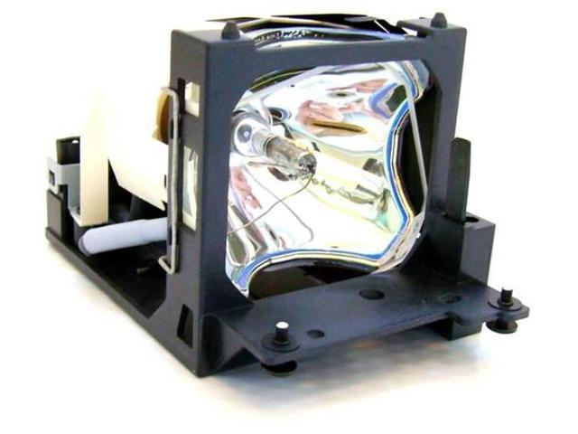 Hitachi CP-S420W OEM Replacement Projector Lamp. Includes New UHB 250W Bulb and Housing.