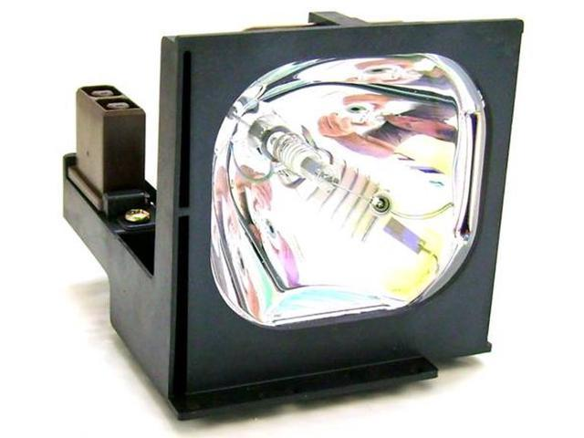 Sanyo PLC-SU07N OEM Replacement Projector Lamp. Includes New UHP 120W Bulb and Housing.