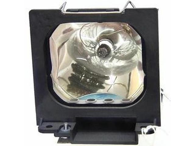 Toshiba TLPLX10 Genuine Compatible Replacement Projector Lamp. Includes New NSH 210W Bulb and Housing.
