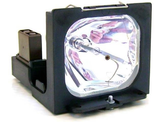 Toshiba TLPL6 OEM Replacement Projector Lamp. Includes New UHP 150W Bulb and Housing.