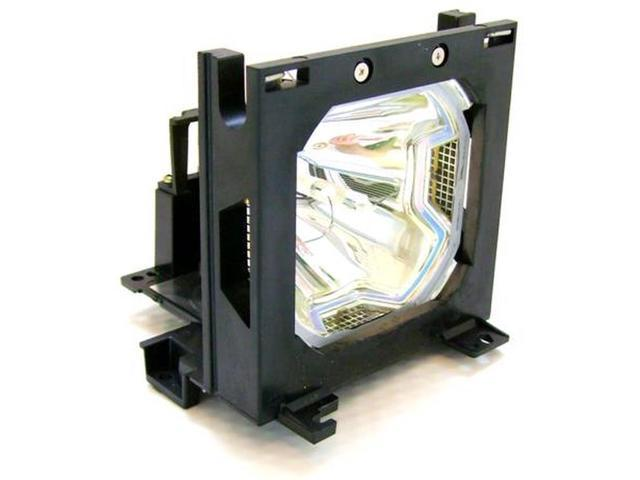 Sharp XG-P25XU Genuine Compatible Replacement Projector Lamp. Includes New SHP 270W Bulb and Housing.