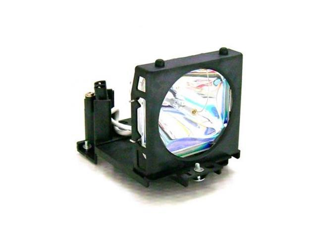 Hitachi HD-PJ52 Genuine Compatible Replacement Projector Lamp. Includes New UHB 150W Bulb and Housing.