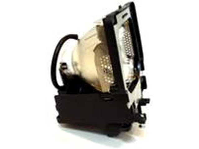 Sanyo 610-334-6267 OEM Compatible Replacement Projector Lamp. Includes New NSH 330W Bulb and Housing.