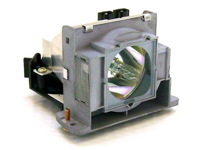 Mitsubishi ES100U Genuine Compatible Replacement Projector Lamp. Includes New P-VIP 250W Bulb and Housing.