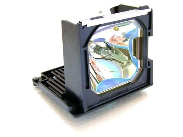 Sanyo POA-LMP47 OEM Replacement Projector Lamp. Includes New NSH 275W Bulb and Housing.