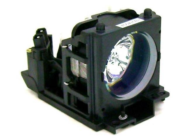 Hitachi CP-X444 Genuine Compatible Replacement Projector Lamp. Includes New UHB 230W Bulb and Housing.