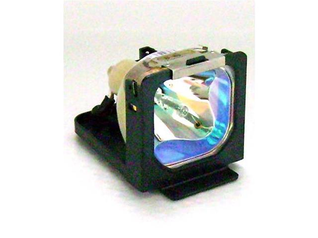 Sanyo 610-291-0032 Genuine Compatible Replacement Projector Lamp. Includes New UHP 120W Bulb and Housing.