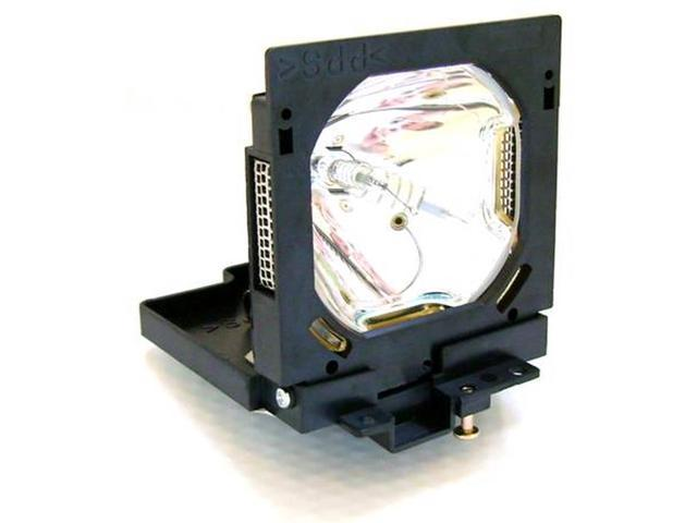 Sanyo PLC-EF32N OEM Replacement Projector Lamp. Includes New UHP 200W Bulb and Housing.