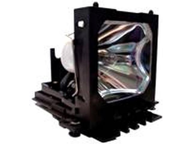 Hitachi CP-X1250J OEM Replacement Projector Lamp. Includes New UHB 310W Bulb and Housing.