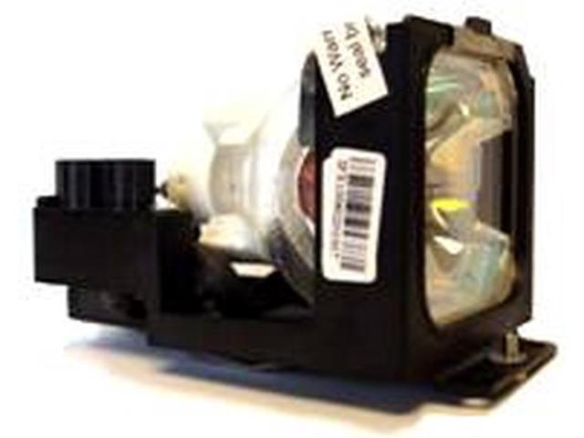 Sanyo PLV-Z1C Genuine Compatible Replacement Projector Lamp. Includes New UHP 135W Bulb and Housing.