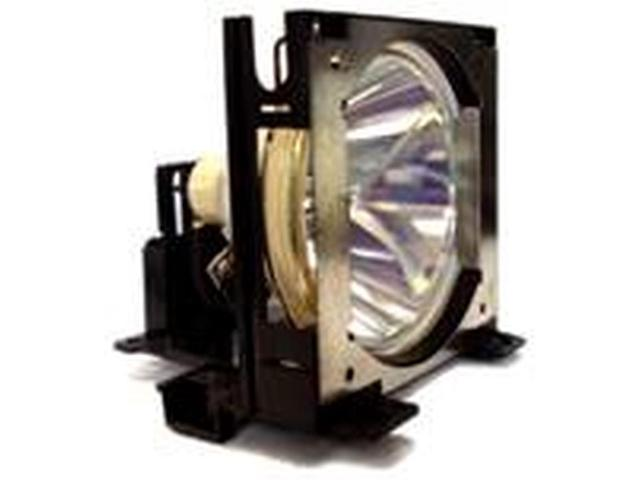Sharp XV-P10XU Genuine Compatible Replacement Projector Lamp. Includes New UHP 200W Bulb and Housing.