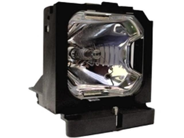 Sanyo 610-309-7589 OEM Replacement Projector Lamp. Includes New UHP 135W Bulb and Housing.
