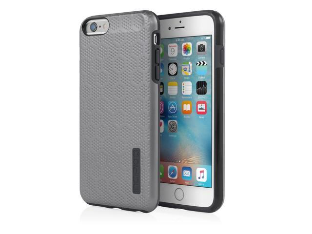 Incipio DualPro Tension Dual Layer Protection with Aluminum Finish for iPhone 6/6s