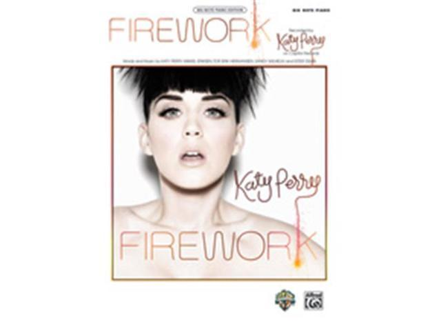 Alfred 00-37318 Firework-Bn-Katy Perry Book