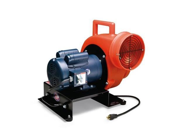 Heavy Duty Blower : Allegro heavy duty blower electric hp motor