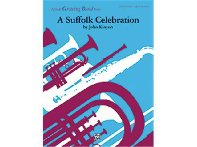 Alfred 00-2215S S Suffolk Celebration -Gb Book