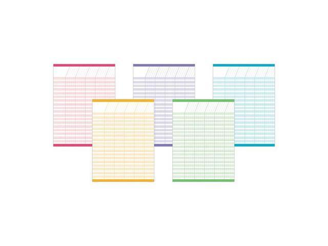 Scholastic Teaching Resources SC-581922 Incentive Charts Bulletin Board Set