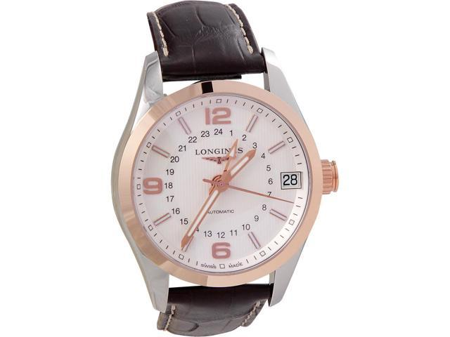 Longines Conquest Classic White Dial Automatic Mens Watch L27995763