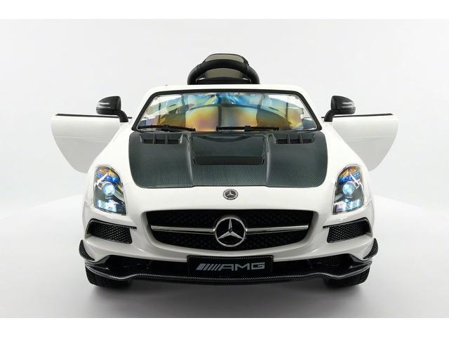 licensed mercedes sls amg final edition 12v kids ride on car mp3mp4 color