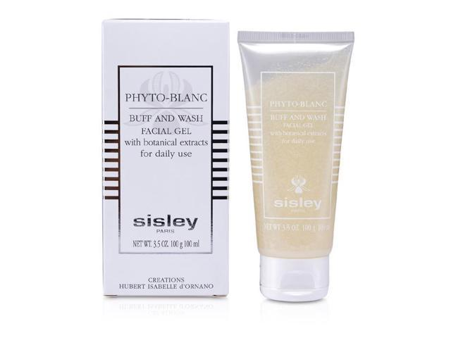 Sisley - Phyto- Blanc Buff & Wash Facial Gel (Tube) 100ml/3.3oz